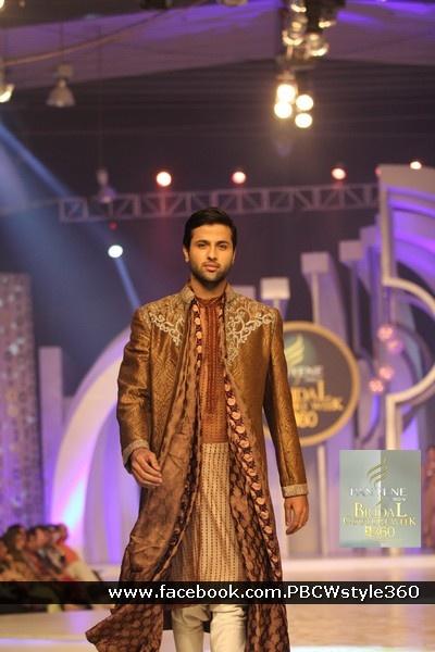 Pantene Bridal Couture Week 2013, Wedding, Bride, Groom, Beautiful, Style, Fashion trends, Designers, Pakistani Designers, International Designers, Asian dresses, sharara, ghagra choli, sarees, jewelry, jhumkas, chorian, bangles, gold designs, Style360, PBCW, BCW, HUM2, HUM TV, PAKISTANI FASHION SHOW, 2013. www.hum.tv ...... www.facebook.com/pbcwstyle360