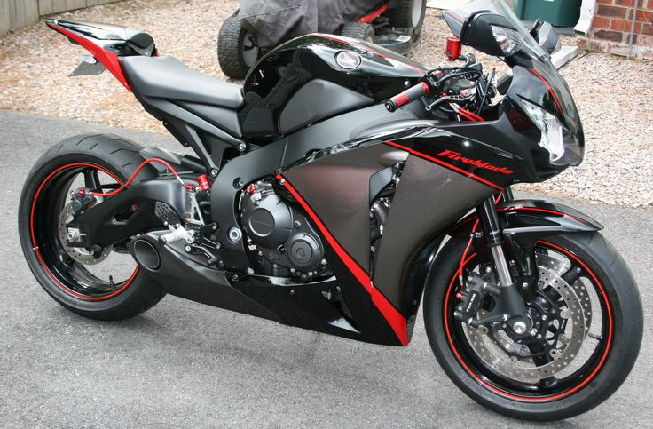 FS: Custom 2008 CBR1000RR : Honda CBR 1000RR Motorcycle Forums: 1000RR.net