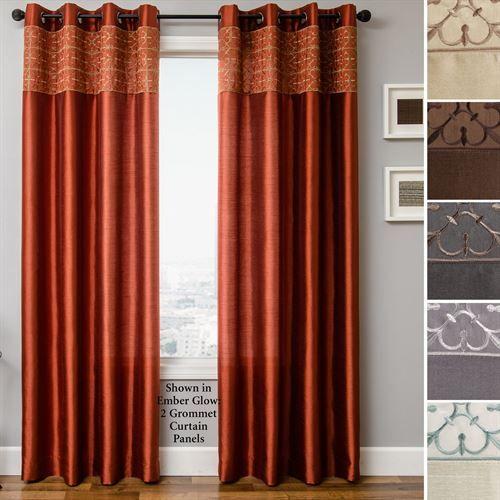 Best 25 Grommet Curtains Ideas On Pinterest Make