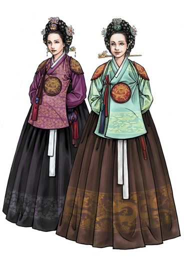 korea joseon era clothing