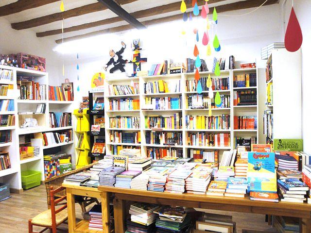 Casa Anita, lliberia especialitzada en literatura infantil i juvenil i en àlbums il·lustrats!