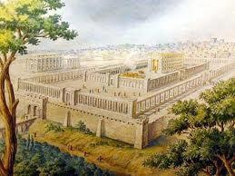 The ancient Hebrew Temple Mount of Jerusalem is 37 acres and the Temple itself…