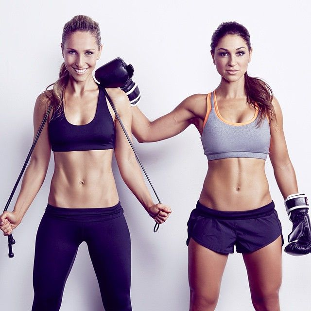 15 incredible inspiring fitness girls to follow on Instagram for all your workout motivation.