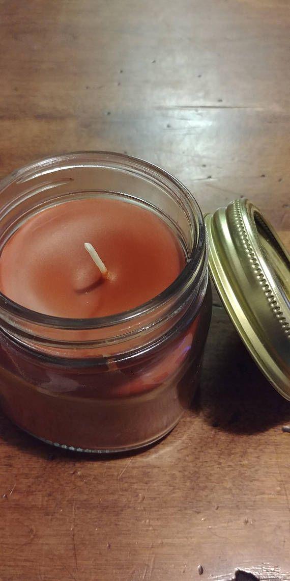 Jar & Tin Candles  Sandalwood Scent