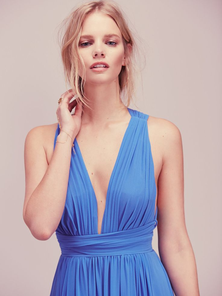 women's summer maxi dress Halter deep V-neck Chiffon drape long Dress backless sexy holiday boho dress beach bandage dress
