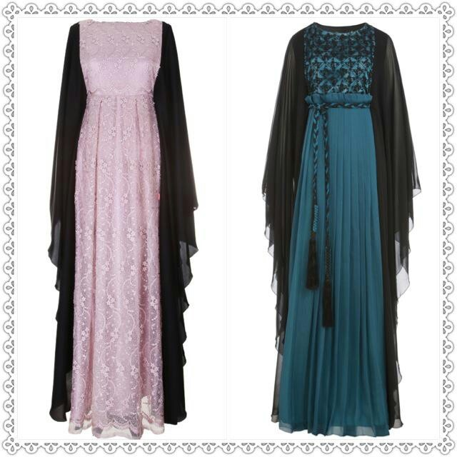 dress or abaya fashion ideas
