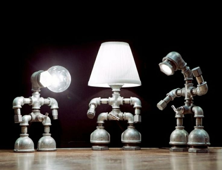 Ber ideen zu lampe selber bauen auf pinterest for Exklusive lampen