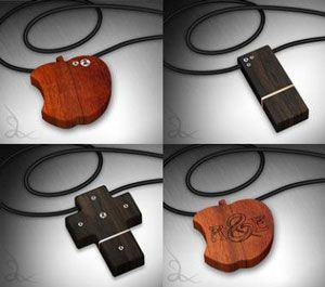 Gresso Makes a Pretty USB Flash Drive -Craziest Gadgets