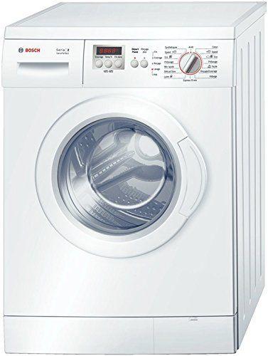 Bosch WAE28210OFF Autonome Charge avant 7kg 1400tr/min A+++ Blanc – machines à laver (Autonome, Charge avant, A+++, A, B, Blanc): Classe…