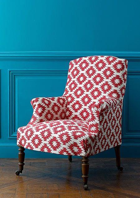 ➸ Fabric, Wallpaper & Paint   Stof, Behang & Verf   La Vie Bohème