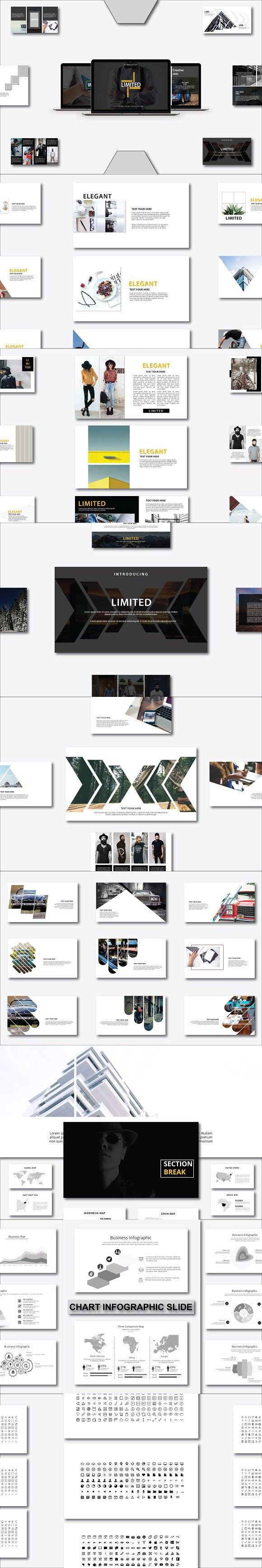 Limited Presentation Templates. Presentation Templates