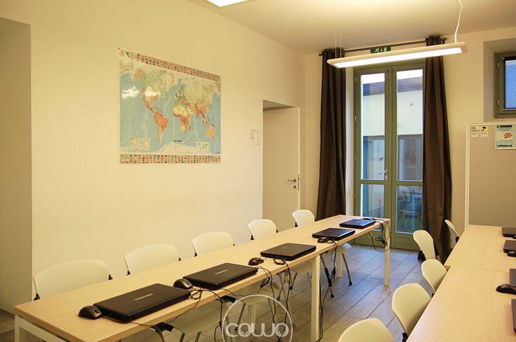 Spazio di coworking a Torino nato grazie all'Associazione To Work Aps. Affiliato alla Rete Cowo® http://www.coworkingproject.com/coworking-network/torino-towork/