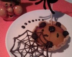 Tartelette d'halloween