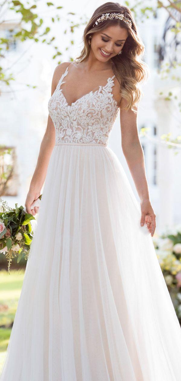 Soo #romantisch und bezaubernd – Brautkleid von Stella York aus der Kollektion 2 – Brautkleider Romantisch