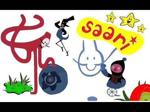 Blue - Saari - Musical Cartoons For Kids