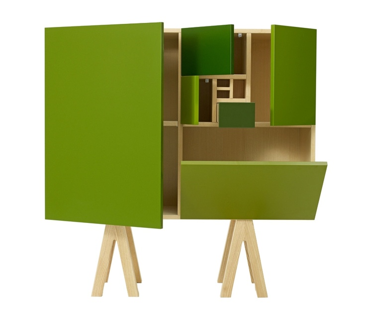 No. 216 Cabinet, Voice. Design by Jesper Ståhl.