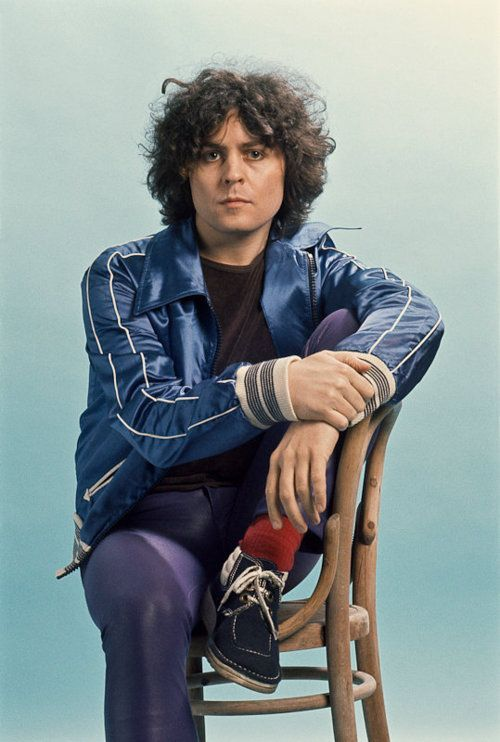 Marc Bolan from T.Rex