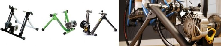 I think I could use one of these.  Bike Trainers huh? Better than buying a stationary bike for me