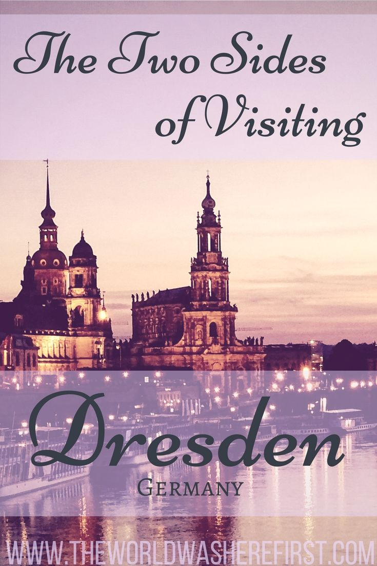 Dresden, Germany | Dresden Travel | Dresden Things To Do | Visit Dresden | East Germany