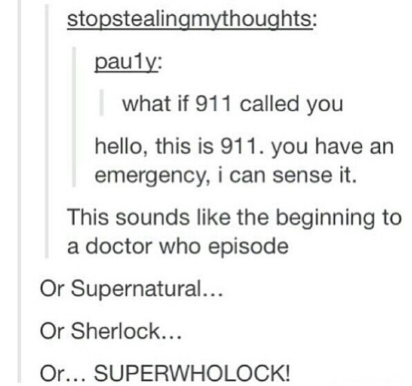 .... Or Night Vale...