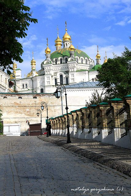 Kiev Pechersk Lavra, Kiev, Ukraine