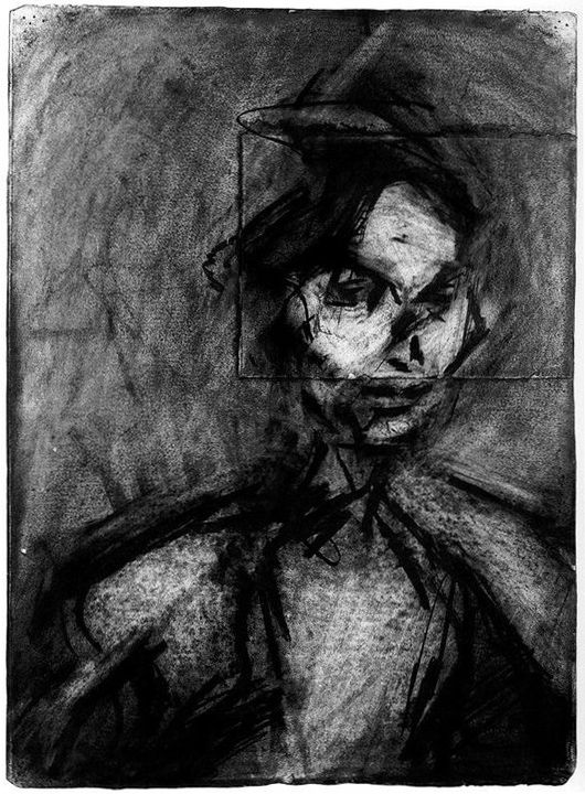 Frank Auerbach.