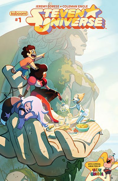 Review: Steven Universe #1 | Comic