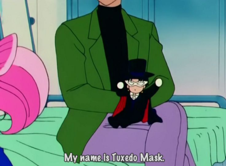 18 Reasons Tuxedo Mask Is The Most Underrated '90s Dreamboat