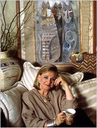 Laurel Burch, Artist, Dies at 61 She created such beauty in her too short life, and overcame so much.