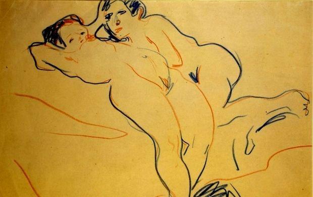 Artist: Ernst Ludwig Kirchner