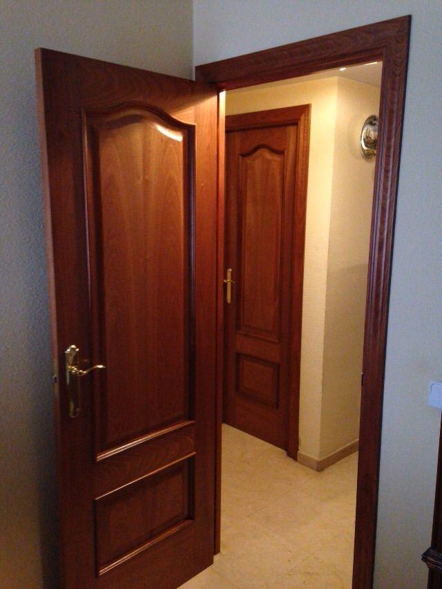 M s de 25 ideas incre bles sobre puertas para cuartos en for Remate de puertas de madera