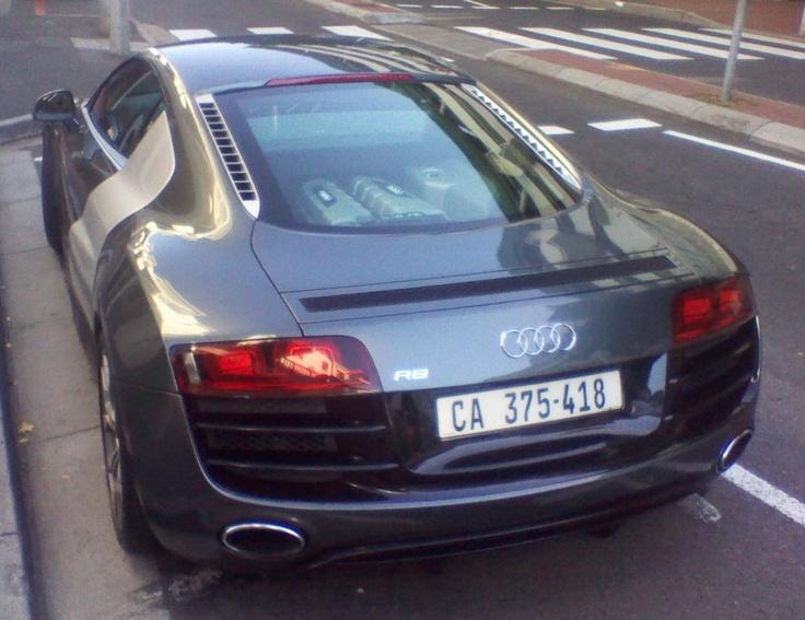 Audi R8 Cavendish Square No. 2, 05.01.2013