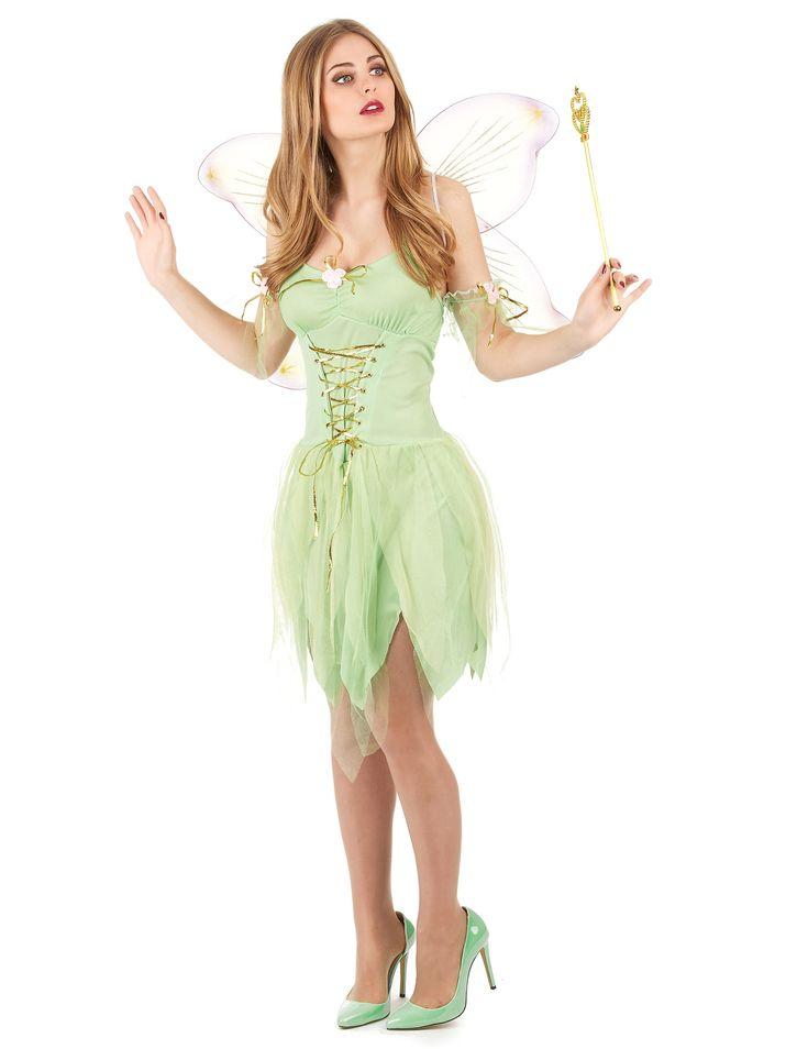 Op zoek naar een sexy outfit voor een verkleedfeestje? Bestel dan snel dit sexy feeën kostuum voor vrouwen voor een goedkope prijs bij Vegaoo.nl