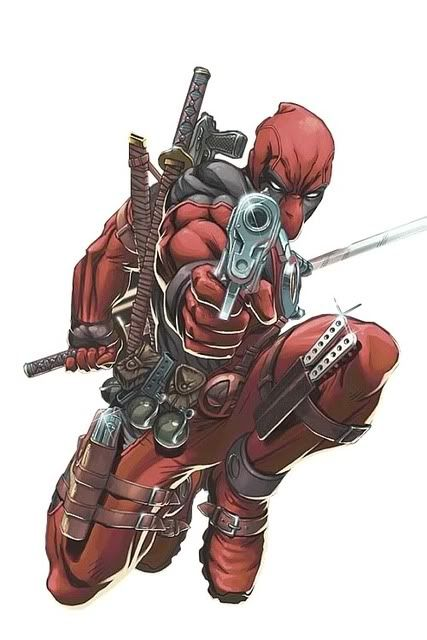 Deadpool Pictures, Images and Photos