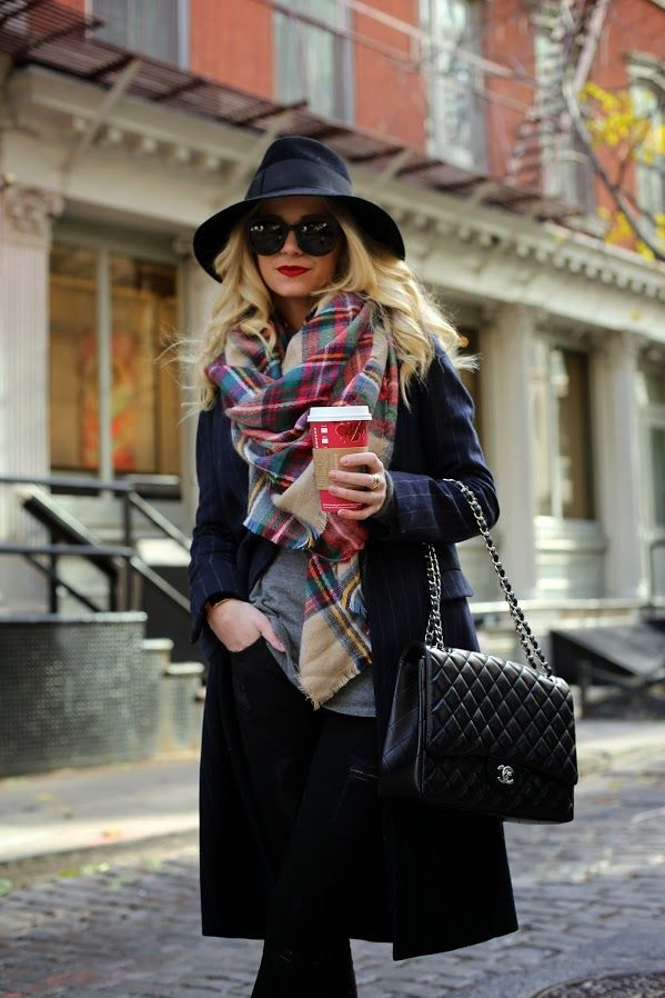 LOVE that scarf!!!