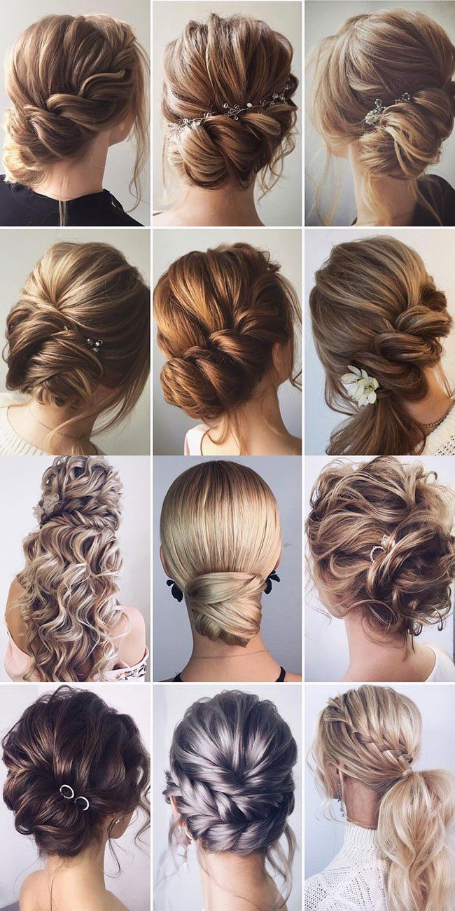 12+ Charming Wedding Hairstyles from @lenabogucharskaya