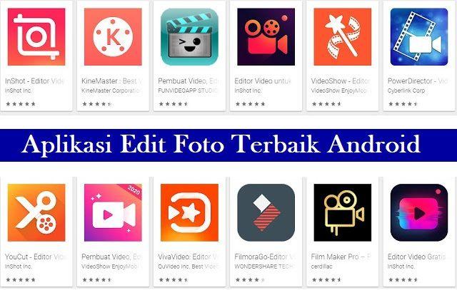 Aplikasi Edit Foto Dengan Tulisan Untuk Android