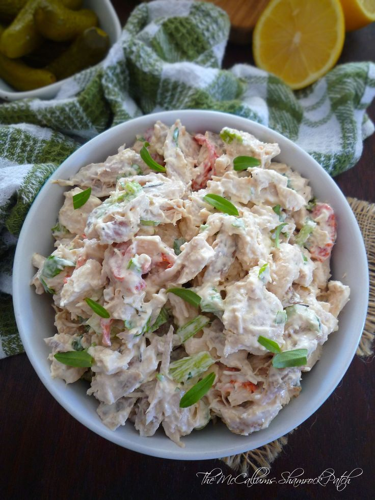 ... about Tarragon Chicken on Pinterest | Paninis, Chicken and Salads