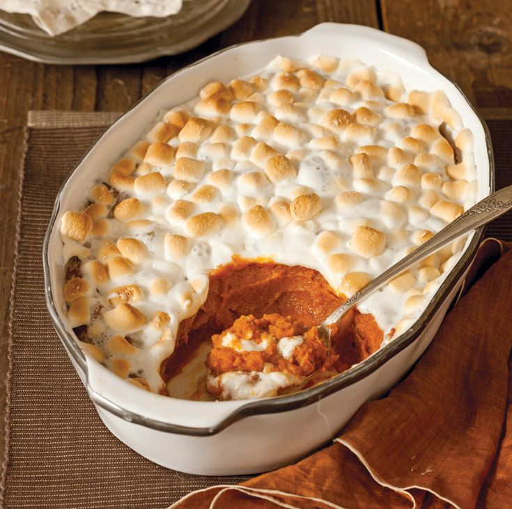 recipe: sweet potato casserole paula deen marshmallow [21]