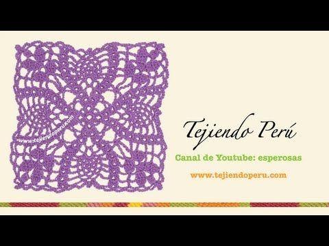 Motivos o pastillas 3 - Tejiendo Perú