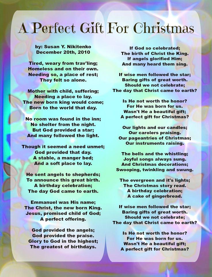 176 best Christian Poems images on Pinterest | Christian poems ...