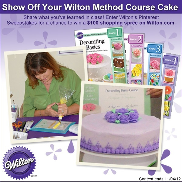 Cake Decorating Classes Kanata : Wilton contest My Wilton Method Class Cakes Pinterest
