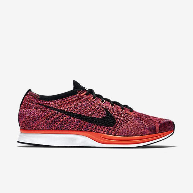 nike flyknit racer acai berry available now weartesters