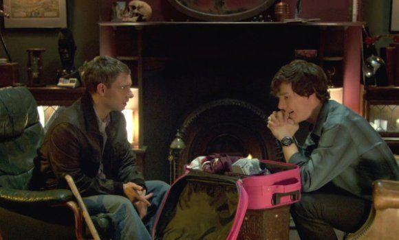 Sherlock Week quiz one - A Study in Pink