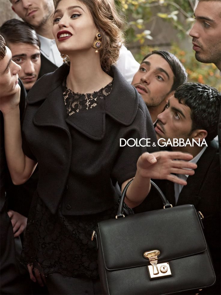 Dolce  Gabbana – Womenswear Advertising Campaign - Fall Winter 2014