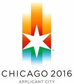 The new and improved Chicago Olympic logo 2016 - NEW
