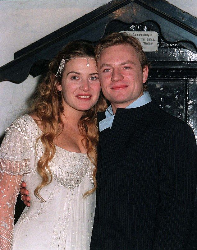 Marriage one: The Titanic actress married directorJim Threapleton in 1998. They had a dau...