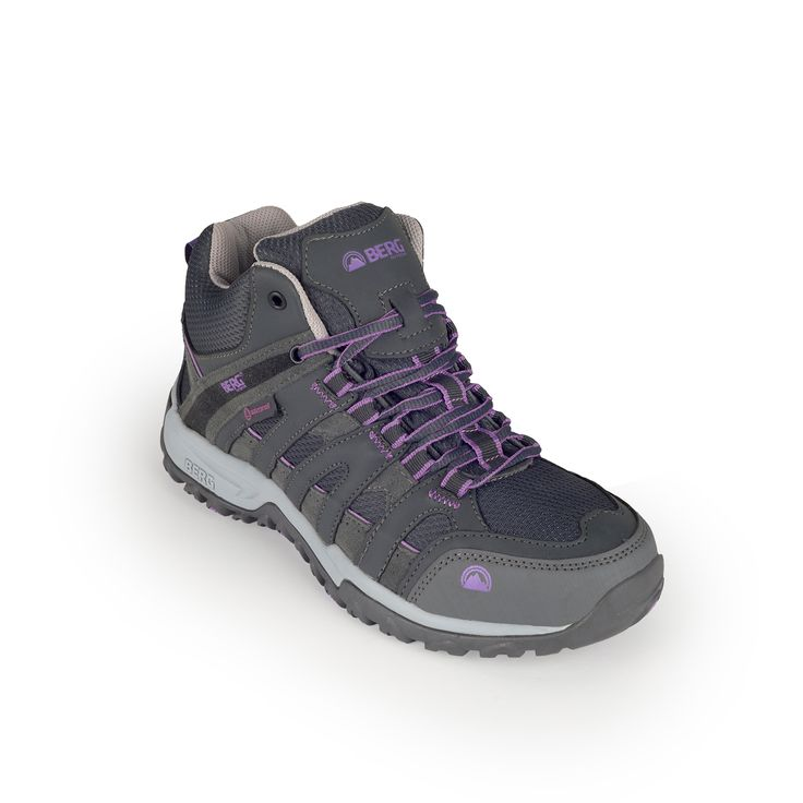Get through the bad weather with this waterproof boot, ideal for low-medium technical trails and urban treks.