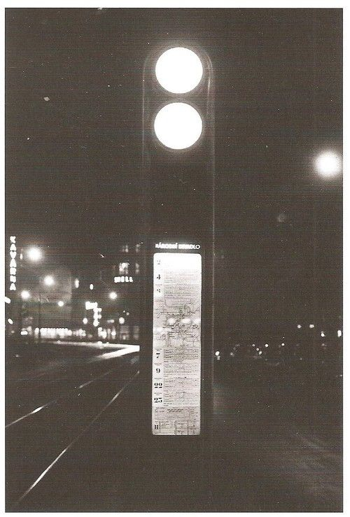 The awesomeness of Prague tram stops: 1938