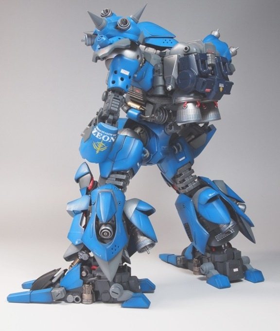 [Modelers-G] MG MS-18SE Kampfer
